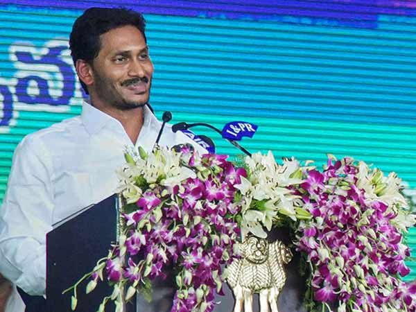 Old age pension, jobs... announces Jagan