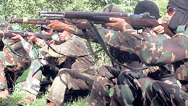 Five policemen martyred in a Maoist attack at Jharkhand