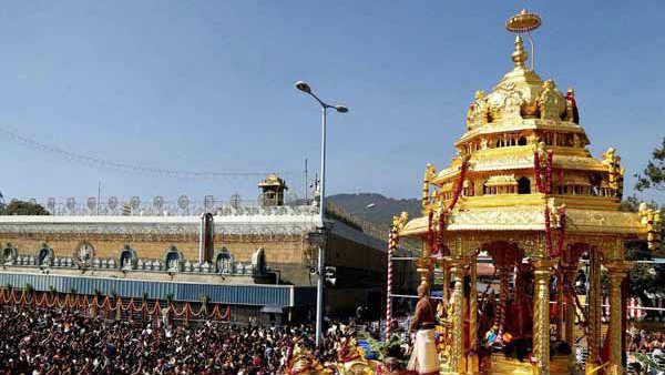 சந்திரகிரகணம் 2019: திருப்பதி ஏழுமலையானை ஜூலை 16 இரவு முதல் தரிசிக்க முடியாது