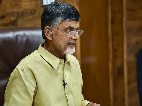 Notice to Former CM, N Chandrababu Naidu to vacate his current official residence.