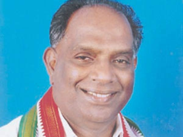 Former MLA of Killiyoor constituency Kumaradas has passed away