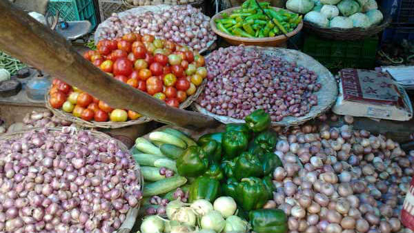 Vegetable Prices go up in Koyambedu Market