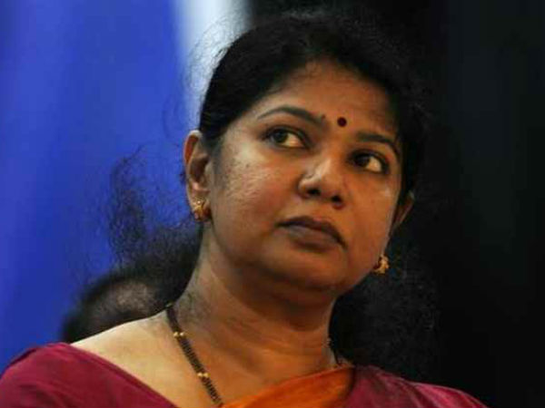 Tamil Nadu government has not made any permanent solution to resolve the water problem Says DMK MP Kanimozhi