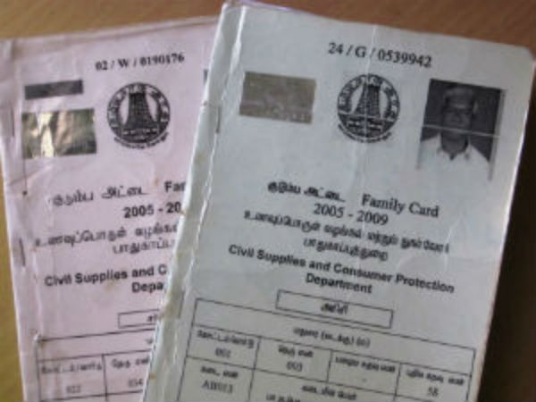 One country one ration card scheme implement within a year.. deadline for tamilnadu