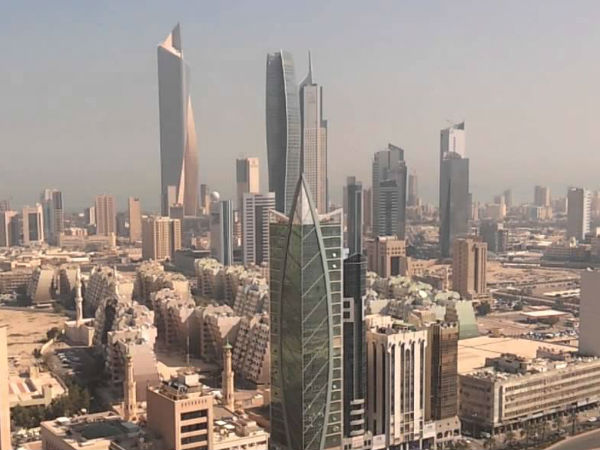 Worlds highest temperature ever recorded in Kuwait What the International Weather Center Says