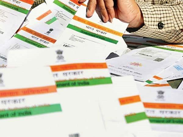 People can get new Aadhaar card without Cellphone Number: UIDAI