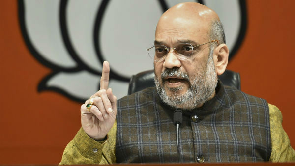 Militants are isolated by the action of the central government .. Amit Shah
