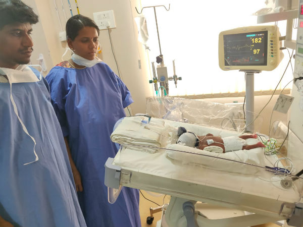 Help for new born premature twin babies for Treatment
