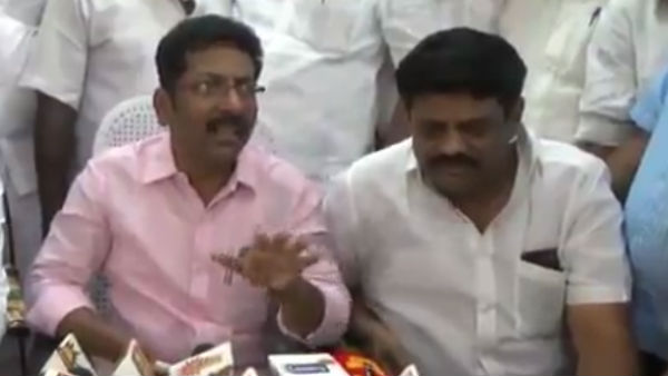 Minister sellur raju said water problem not in tasmac..DMK MLA retaliation