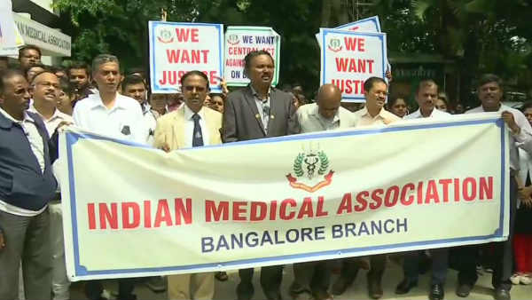 16 Doctors submit mass resignation in WB