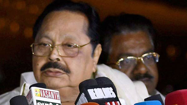 dmk duraimurugan interview about no Confidence motion against assembly speaker dhanapal