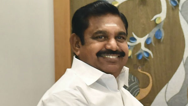 We have asked the Center for help to set up a new airport in Chennai.. Edappadi Palaniswami