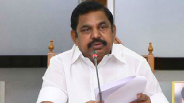 Lake and pools should be cleaned, tn cm edappadi palaniswami calls people and ngos