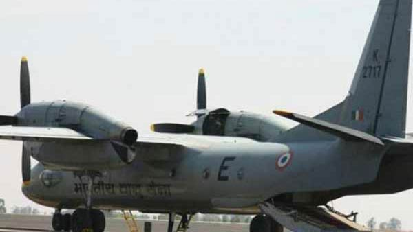 Wreckage of missing AN-32 aircraft found