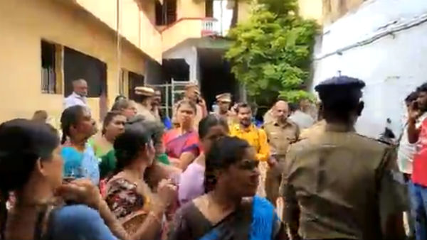 School building collapses in Madurai, 3 students injured