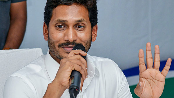 If Chandrababu Naidu party MLAs come to my party, disqualify them.. Jaganmohan Reddy