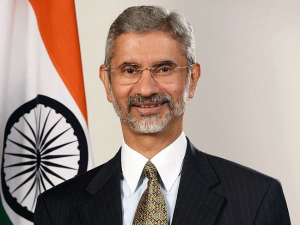 Tirupur Manithurai is being rendered all help & guidance by our Embassy Says EAM Jaishankar