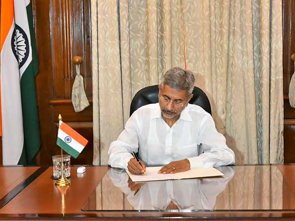 The National Education Policy as submitted to the Minister HRD is only a draft report. says Dr S Jaishankar