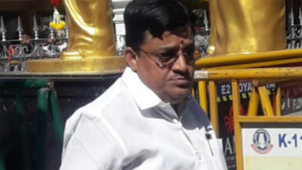 எம்பி சீட் தரல.. ராஜ்ய சபா சீட் சந்தேகம்.. சோகத்துடன் அதிமுக கூட்டத்துக்கு வந்த மைத்ரேயன்!