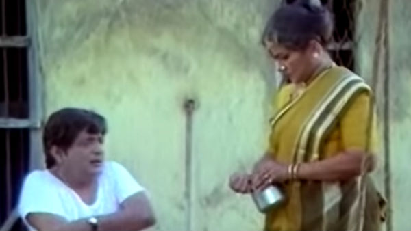 Actress Manorama, Vennira Aadai Moorthys Water Scarcity Comedy Video Viral