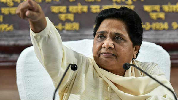 mayawati says would have attended all party meet if it was on evm