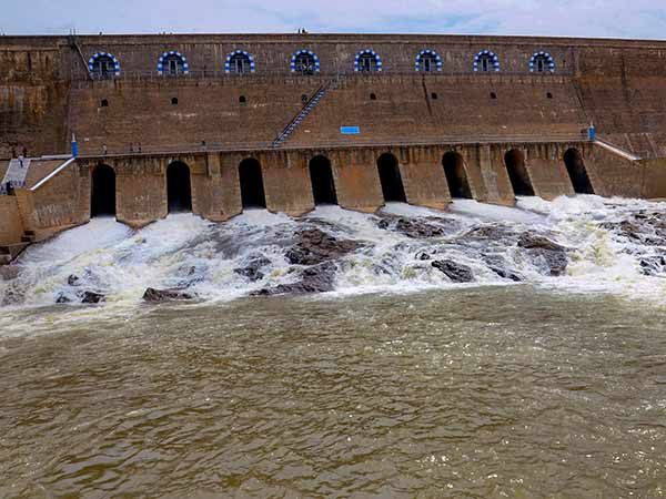 Mettur dam will not be opened tomorrow, Farmers worried