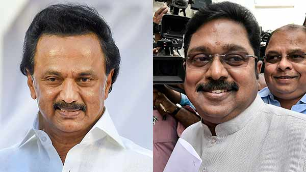 ttv dinakaran support no Confidence motion against assembly speaker dhanapal