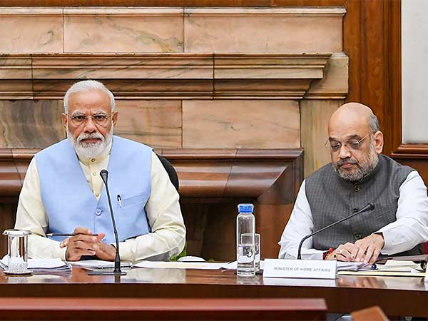 Amit Shah emerges as the 2nd most powerful minister in Modi cabinet