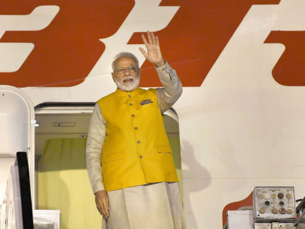 Prime Minister Modi departs from Delhi for 2 days G20 conference in Japan