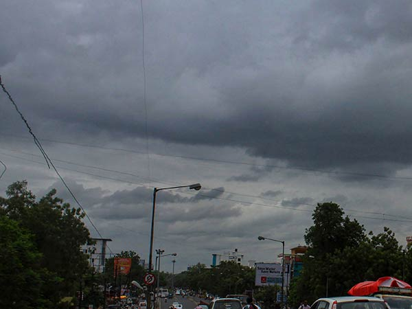 The echoes of the southwest monsoon began in Kerala,. Widespread rains in Tamilnadu