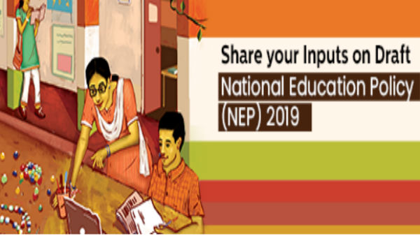 Tamil Nadu government should oppose the National Education Policy draft..Writers request