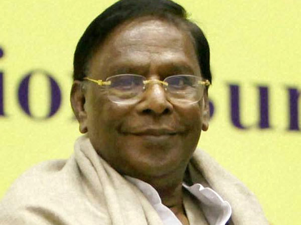 Hydro carbon project in 116 places in Puducherry, Chief Minister Narayanasamy opposed