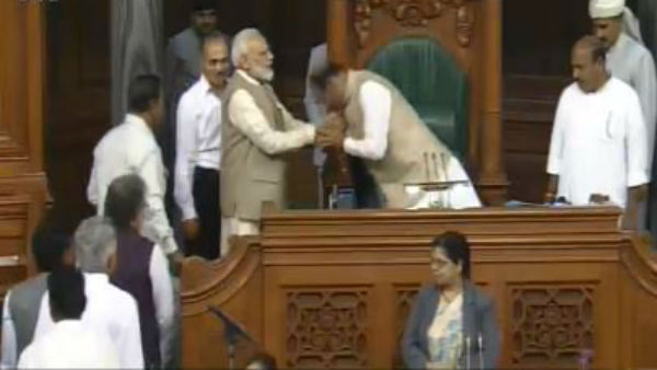 Om Birla is the Speaker of 17th Loksabha
