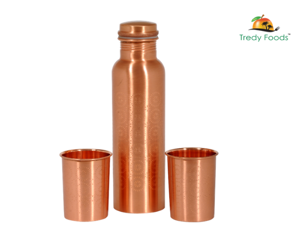Buy vessels from tredyfoods for healthy life