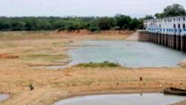 பருவமழை பொய்தது, ஆந்திராவும் நீர் திறக்கவில்லை..16-வது முறையாக முழுவதும் வறண்ட பூண்டி ஏரி