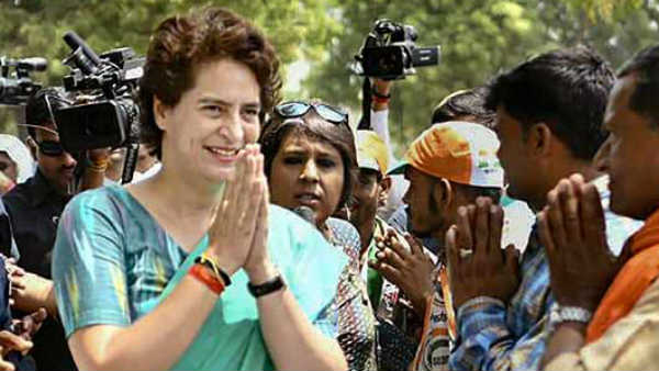 2022 assembly election..Priyanka to be fielded as CM candidate in Uttar Pradesh
