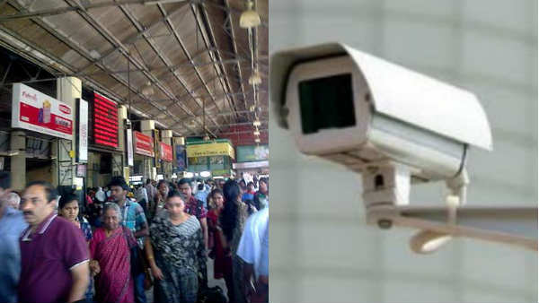 CCTV camera soon at all railway stations .. Railway DGP information