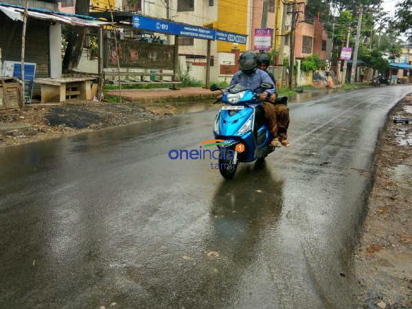 """அடடா மழைடா """"அடை"""" மழைடா.. 6 மாதங்களுக்கு பிறகு சென்னையில் பரவலாக மழை"""