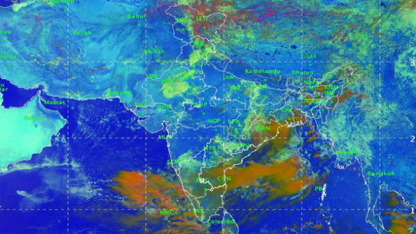 Low pressure area in the Bay of Bengal have evolved heavier rain likely in the state ..
