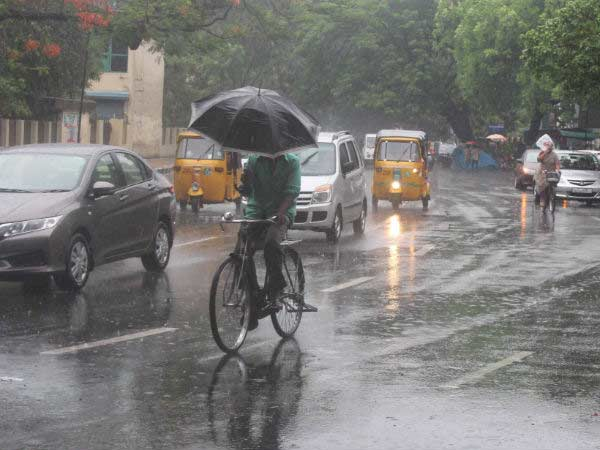 heavy rain alert in interior districts in tamilnadu