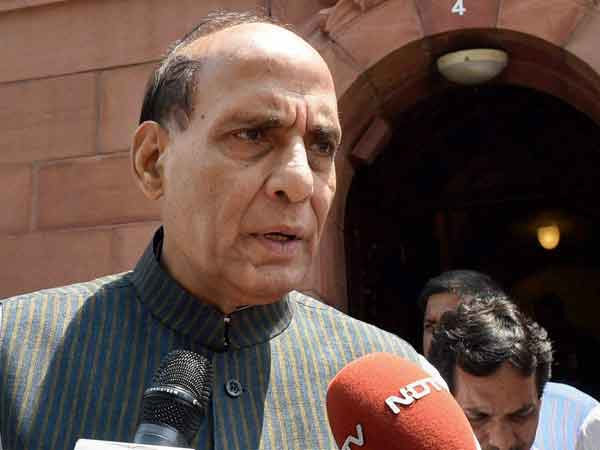Govt will look into matter over imposing tax on Disability pension for Army: Rajnath Singh