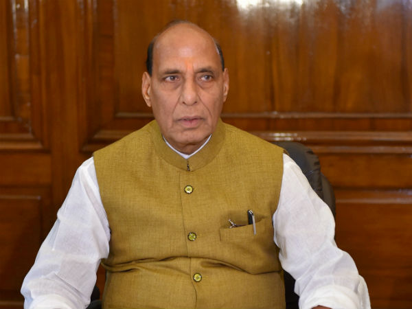Rajnath Singh calls Ministers for Informally Meet..Amit Shah also participated