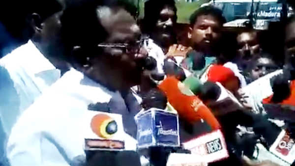 ADMK govt is maintaining law and order neatly: Minister Sellur Raju