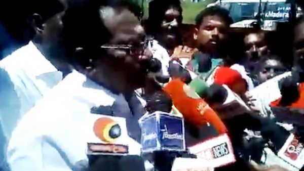 இந்தியாவிலேயே சிறப்பாக சட்ட ஒழுங்கை பராமரிக்கும் ஆட்சி அதிமுக ஆட்சி தான்: செல்லூர் ராஜூ