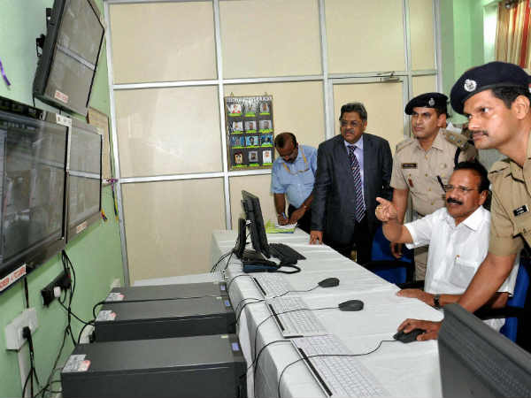 Modern security facilities at railway stations parallel to airports .. RPF Director Information