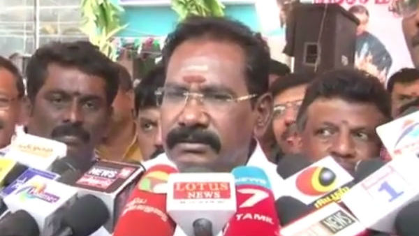 There is no chance for dismiss farmers loan in Cooperative Bank: Minister Sellur Raju