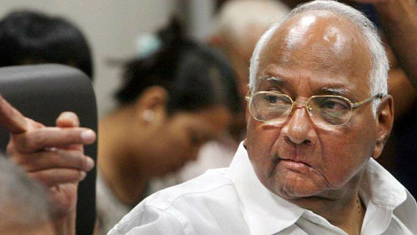NCP chief Sharad Pawar warns, people might take law into their hands over vote machine Doubts