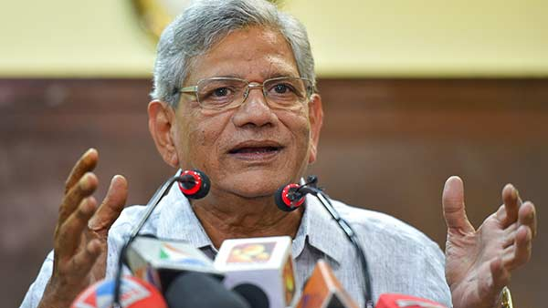 Media only Made Modi as a huge leader: yechury