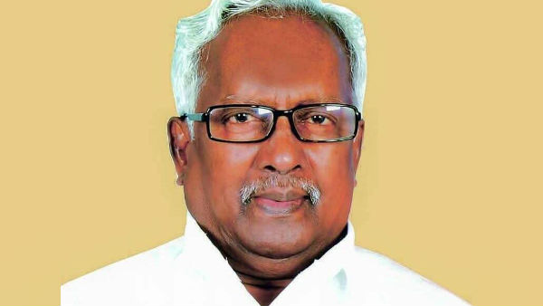 dmk ex mp sivasubramaniam passed away over ill problem