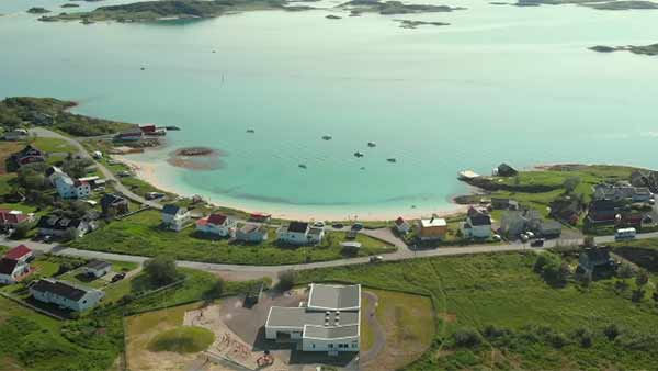 sommaroy islanders want to go time free